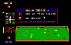 Archer Maclean's Pool Atari ST 22