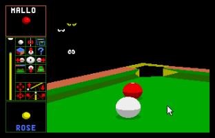 Archer Maclean's Pool Atari ST 23