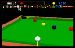 Archer Maclean's Pool Atari ST 27