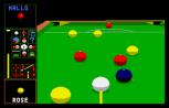 Archer Maclean's Pool Atari ST 29