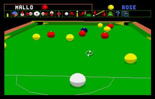 Archer Maclean's Pool Atari ST 31