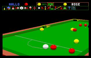 Archer Maclean's Pool Atari ST 34