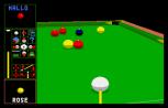 Archer Maclean's Pool Atari ST 35
