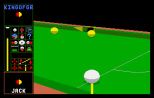 Archer Maclean's Pool Atari ST 38
