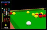 Archer Maclean's Pool Atari ST 40
