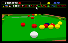 Archer Maclean's Pool Atari ST 43