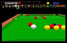 Archer Maclean's Pool Atari ST 44