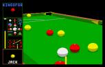 Archer Maclean's Pool Atari ST 52