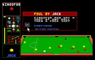 Archer Maclean's Pool Atari ST 53