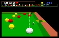 Archer Maclean's Pool Atari ST 54