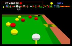 Archer Maclean's Pool Atari ST 55