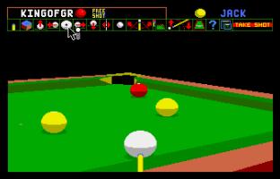 Archer Maclean's Pool Atari ST 56