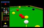Archer Maclean's Pool Atari ST 61