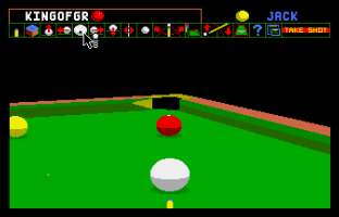 Archer Maclean's Pool Atari ST 64