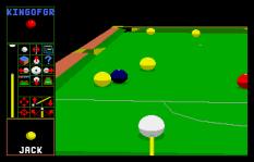 Archer Maclean's Pool Atari ST 66