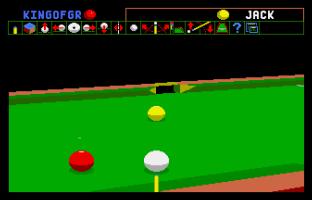 Archer Maclean's Pool Atari ST 75