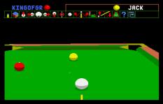 Archer Maclean's Pool Atari ST 76