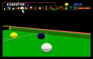 Archer Maclean's Pool Atari ST 78