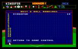 Archer Maclean's Pool Atari ST 82
