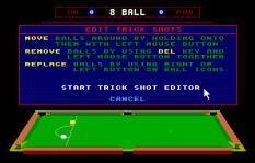 Archer Maclean's Pool Atari ST 84
