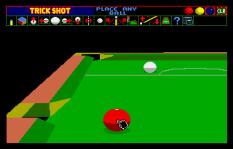 Archer Maclean's Pool Atari ST 85