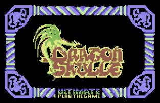 Dragon Skulle C64 01