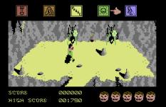 Dragon Skulle C64 10