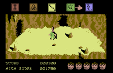 Dragon Skulle C64 11