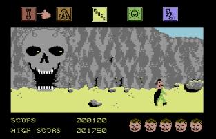 Dragon Skulle C64 12
