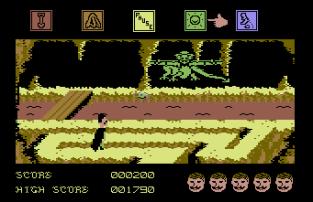 Dragon Skulle C64 20