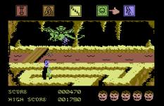 Dragon Skulle C64 21
