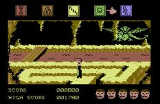Dragon Skulle C64 22