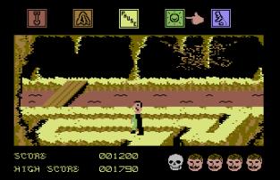 Dragon Skulle C64 23