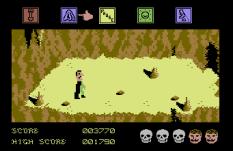 Dragon Skulle C64 32