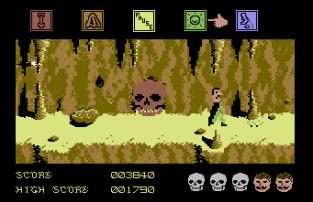 Dragon Skulle C64 45
