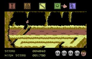 Dragon Skulle C64 56