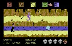 Dragon Skulle C64 60