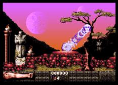 First Samurai Amiga 10