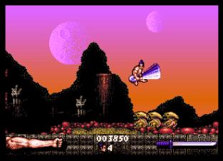 First Samurai Amiga 23