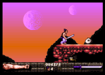 First Samurai Amiga 25