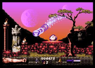 First Samurai Amiga 31