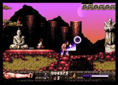 First Samurai Amiga 32