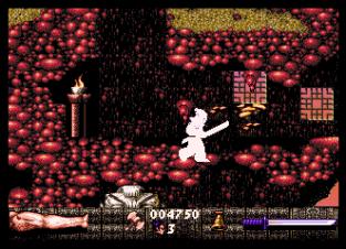 First Samurai Amiga 34