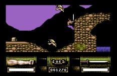First Samurai C64 10