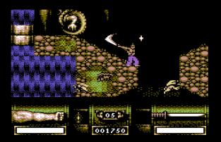 First Samurai C64 20