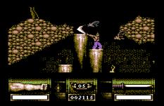 First Samurai C64 22