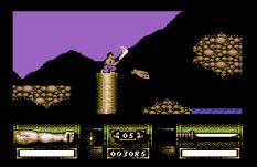 First Samurai C64 33
