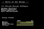 Halls of the Things C64 14