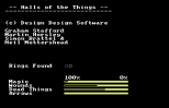 Halls of the Things C64 49