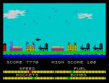 Harrier Attack ZX Spectrum 13